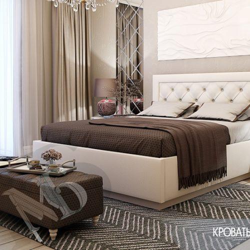 """Кровать """"Версаль"""" 1,6"""