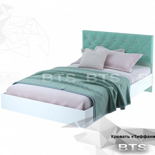 Тифани Кровать КР-09