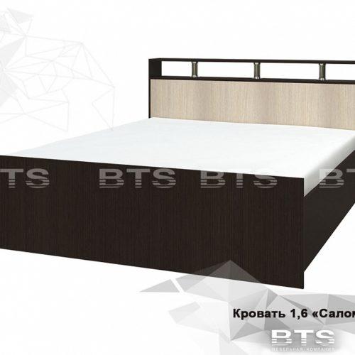 """""""Саломея"""" кровать 1,6м"""