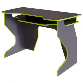 Стол компьютерный Стрим-2 (графит серый)