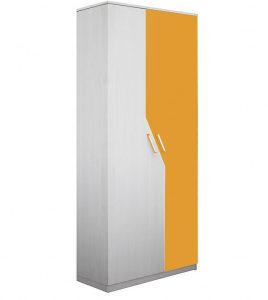 Шкаф для одежды комбинир. Скейт 5 (бодега св.+манго)