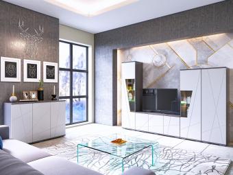 """Комплект мебели в гостиную """"Лея"""""""