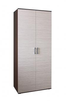 Шкаф комбинированный Колибри 1 (венге+зебрано сахара)