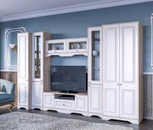 """Комплект мебели в гостиную """"Прованс"""""""