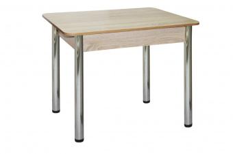 Стол обеденный Люкс 1 (дуб Санома)