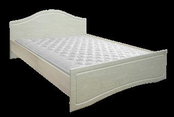 Кровать двойная Афина -4 1600х2000 (клен)