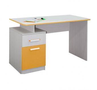 Стол письменный Скейт 5 (бодега св.+манго)