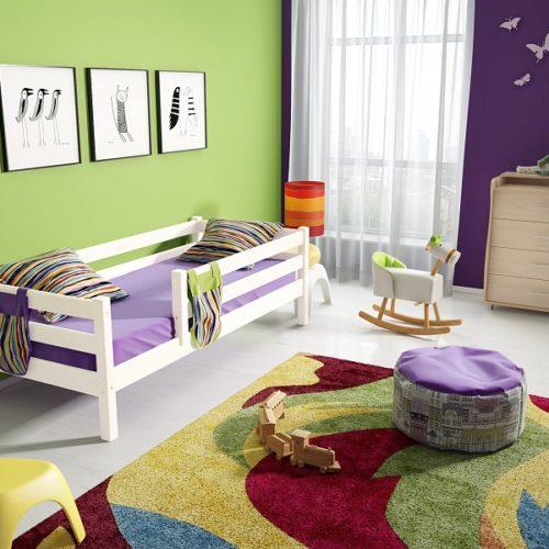 """Вариант 3 Кровать """"Соня"""" с защитой по периметру"""