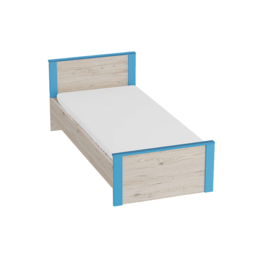"""Кровать """"Скаут"""" Индиго"""