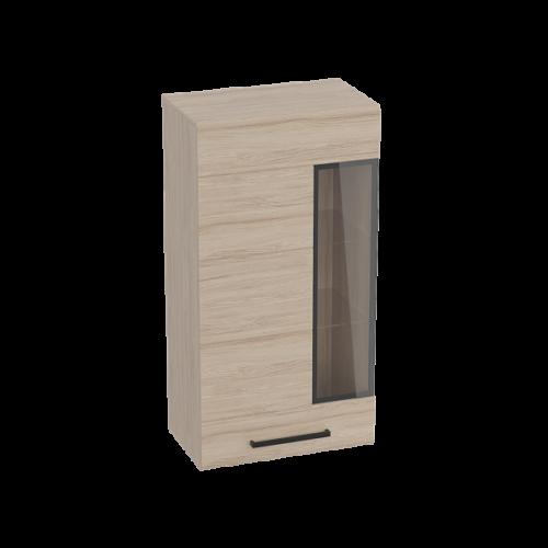Шкаф-витрина «Кёльн» Дуб сонома