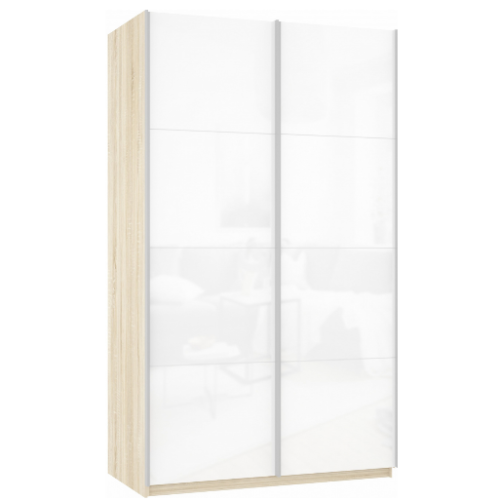 Прайм 2-х дверный (фасад стекло)