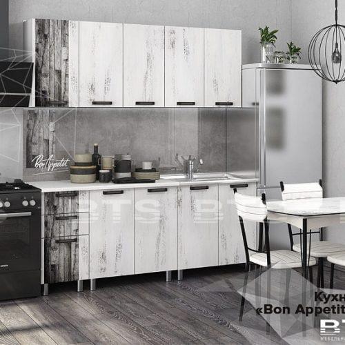 Кухня «Bon Appetit» дуб винтаж